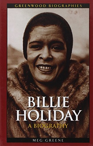 Greene Meg Billie Holiday A Biography