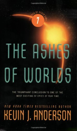 Kevin J. Anderson The Ashes Of Worlds