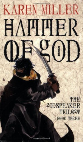 Karen Miller Hammer Of God