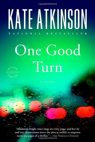 Kate Atkinson One Good Turn