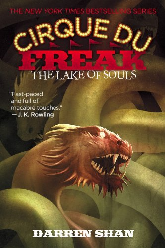 Darren Shan The Lake Of Souls