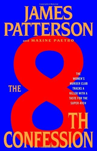 James Patterson The 8th Confession