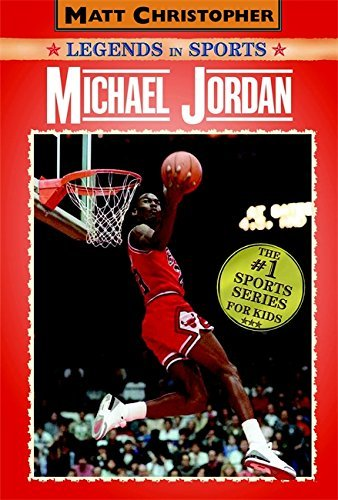 Matt Christopher Michael Jordan Legends In Sports Revised