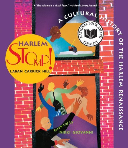 Laban Carrick Hill Harlem Stomp! A Cultural History Of The Harlem Renaissance