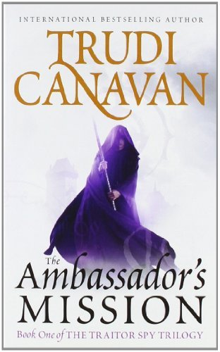 Trudi Canavan The Ambassador's Mission