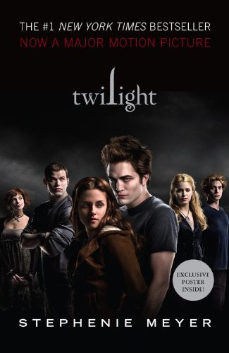 Stephenie Meyer Twilight [with Poster]
