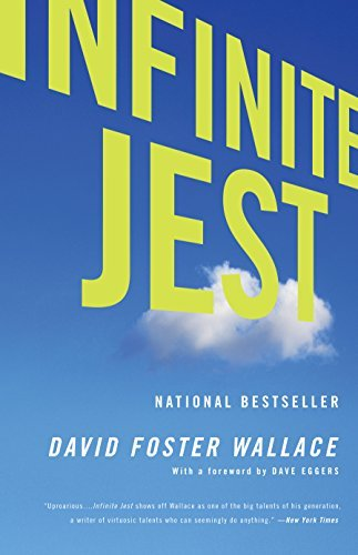 David Foster Wallace Infinite Jest Tenth Anniversa