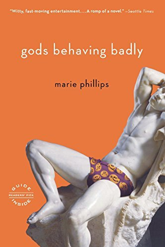 Marie Phillips Gods Behaving Badly