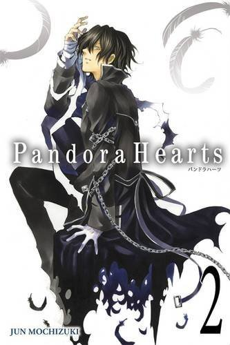 Jun Mochizuki Pandorahearts Vol. 2