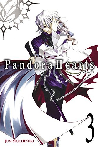 Jun Mochizuki Pandora Hearts Volume 3