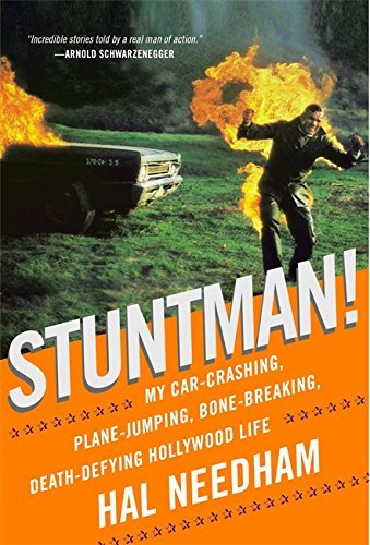 Hal Needham Stuntman! My Car Crashing Plane Jumping Bone Breaking De