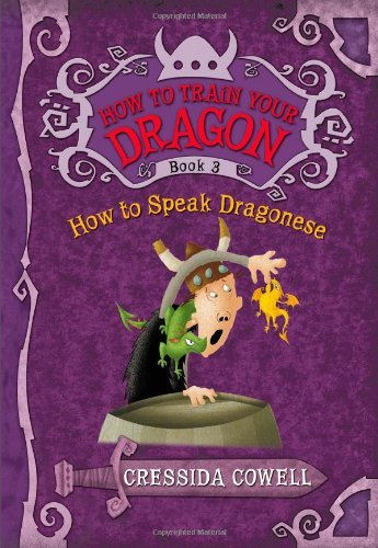 Cressida Cowell How To Speak Dragonese