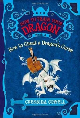 Cressida Cowell How To Cheat A Dragon's Curse