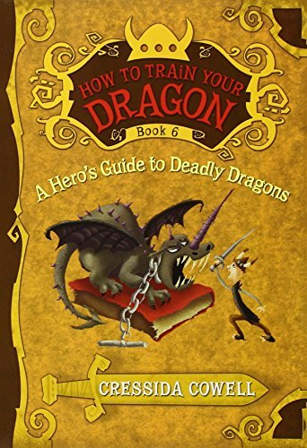 Cressida Cowell A Hero's Guide To Deadly Dragons