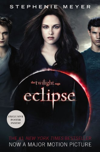 Stephenie Meyer Eclipse [with Poster]