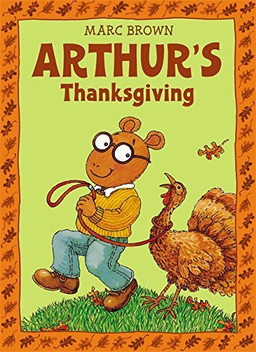 Marc Brown Arthur's Thanksgiving