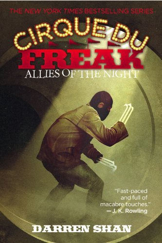 Darren Shan Allies Of The Night