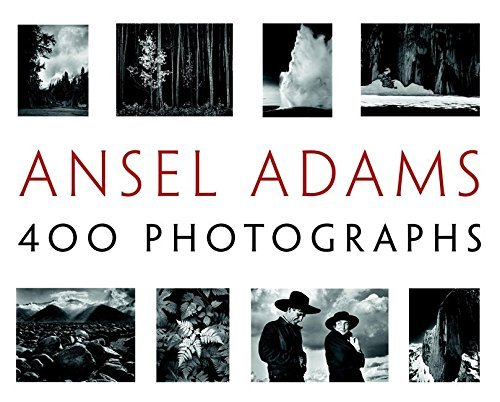 Ansel Adams Ansel Adams 400 Photographs