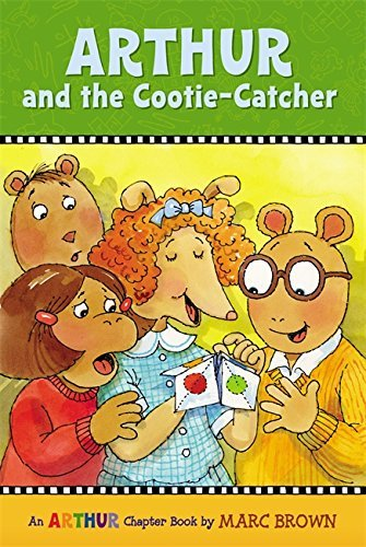Marc Tolon Brown Arthur And The Cootie Catcher