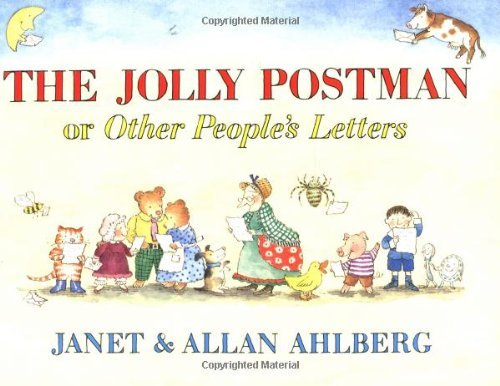 Allan Ahlberg The Jolly Postman Or Other People's Letters