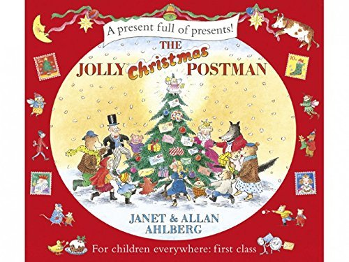 Janet Ahlberg The Jolly Christmas Postman