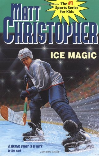Matt Christopher Ice Magic