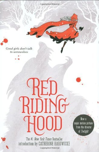 Sarah Blakley Cartwright Red Riding Hood