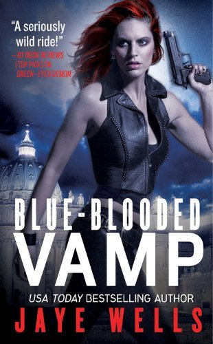 Jaye Wells Blue Blooded Vamp