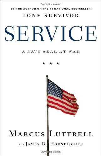 Luttrell Marcus Service A Navy Seal At War