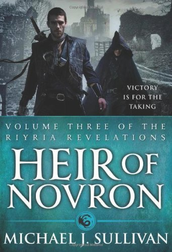 Michael J. Sullivan Heir Of Novron