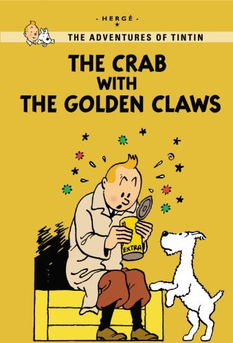 Herge The Crab With The Golden Claws