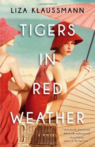 Liza Klaussmann Tigers In Red Weather
