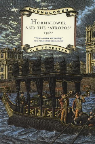 C. S. Forester Hornblower And The Atropos