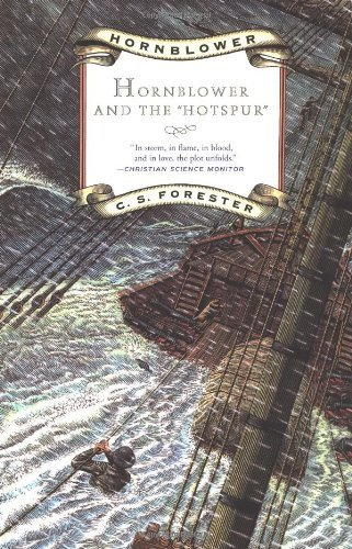 C. S. Forester Hornblower And The Hotspur