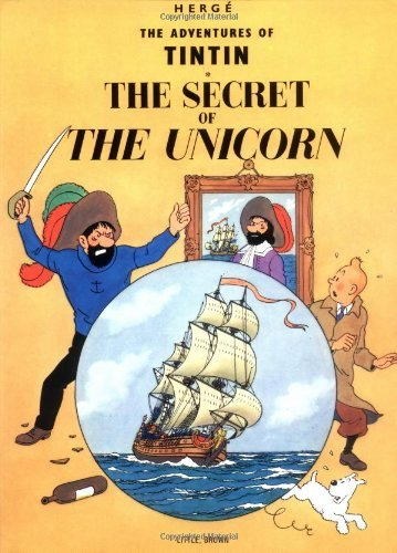 Herge The Adventures Of Tintin The Secret Of The Unicorn