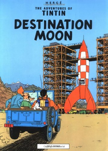 Herge Destination Moon