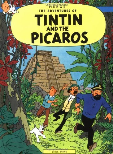 Herge Tintin And The Picaros