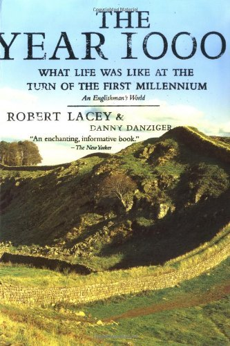 Lacey Robert Comp The Year 1000 What Life Was Like At The Turn Of The First Mille