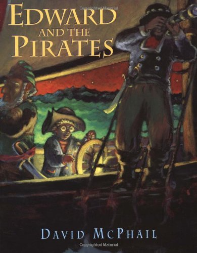 David M. Mcphail Edward And The Pirates
