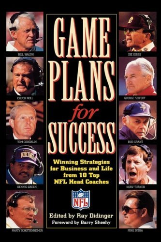Barry Sheehy Game Plans For Success Winning Strategies For Business And Life From 10