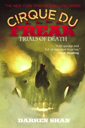 Darren Shan Trials Of Death