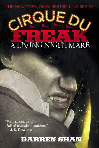 Darren Shan A Living Nightmare