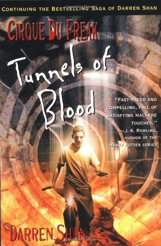 Darren Shan Tunnels Of Blood