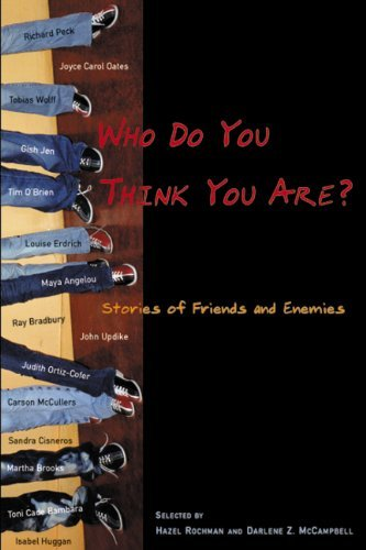 Hazel Rochman Who Do You Think You Are? Stories Of Friends And Enemies