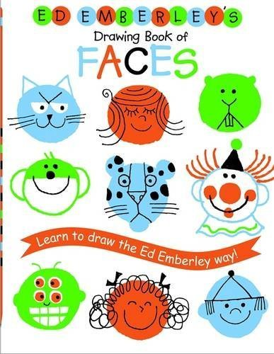 Ed Emberley Ed Emberley's Drawing Book Of Faces Learn To Draw The Ed Emberley Way!