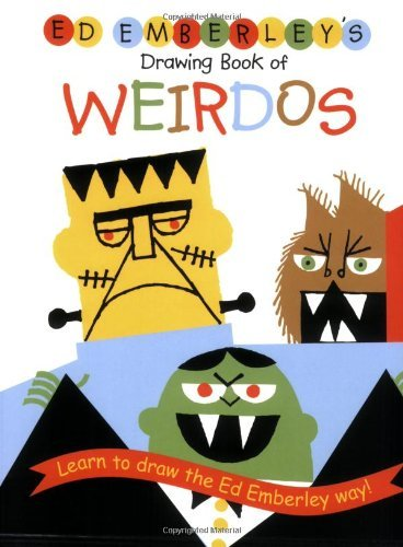 Ed Emberley Ed Emberley's Drawing Book Of Weirdos