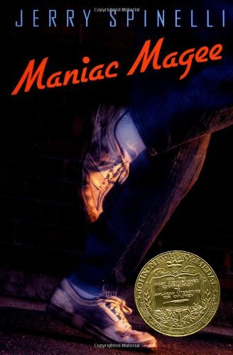 Jerry Spinelli Maniac Magee