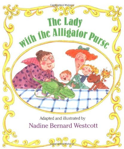 Nadine Bernard Westcott The Lady With The Alligator Purse