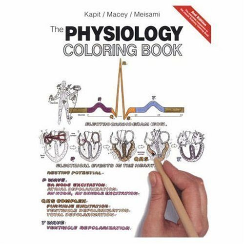 Wynn Kapit The Physiology Coloring Book 0002 Edition;