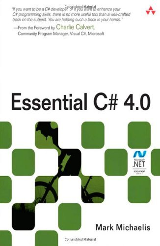Mark Michaelis Essential C# 4.0